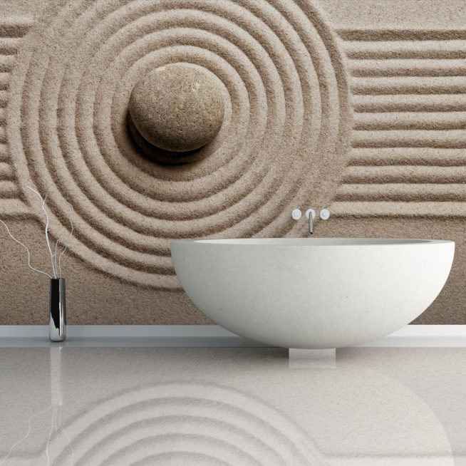 essential contemporary bathroom