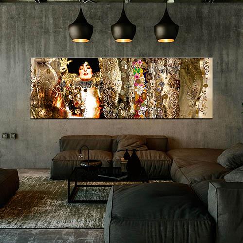 Gustav Klimt Motive