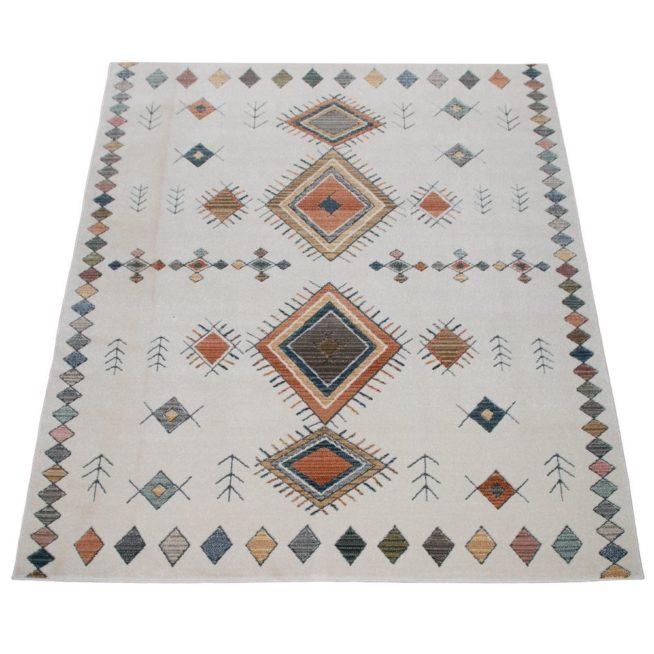 Teppich Ethno Design 3 D Look Wohnzimmer Teppichmax 1